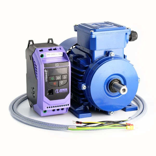 600 Drive Motor Kit 1HP Invertek E2 Marelli B3